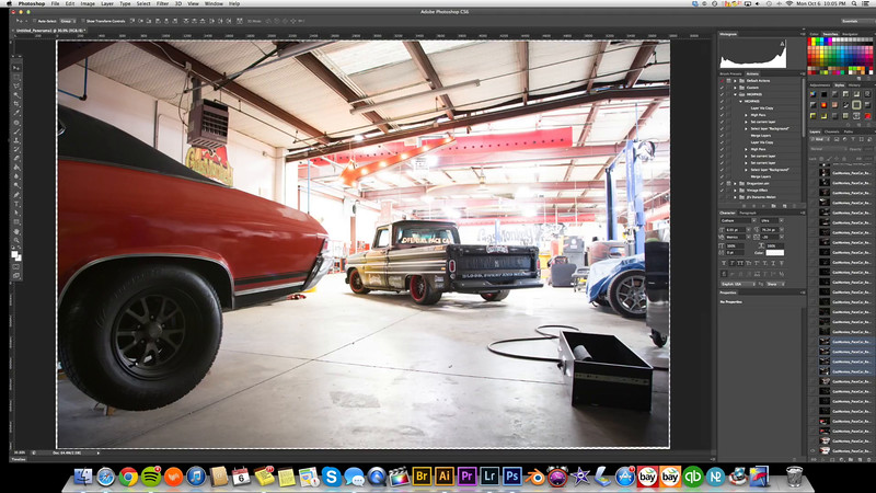 Gas Monkey | Pace Truck Rear Post Process Timelapse