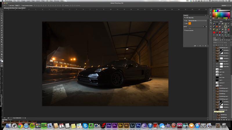 NSX| ModLifeTour | TimeLapse
