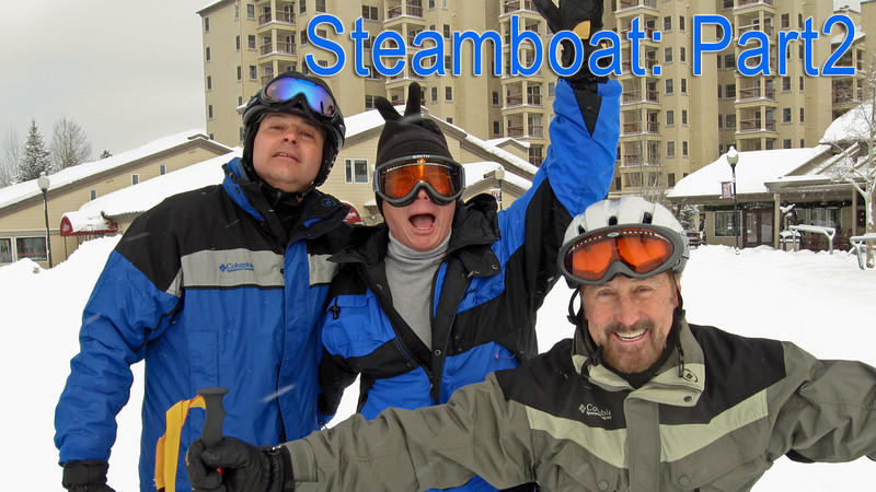 Steamboat With My Tennis Pals - Part 2 of 2