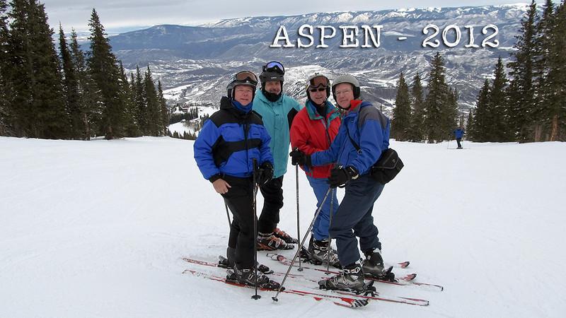 Aspen 2012