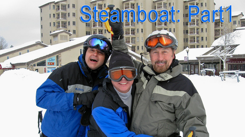 Steamboat With My Tennis Pals - Part 1 of 2