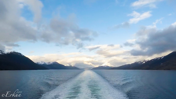 Beagle Channel (Time Lapse)
