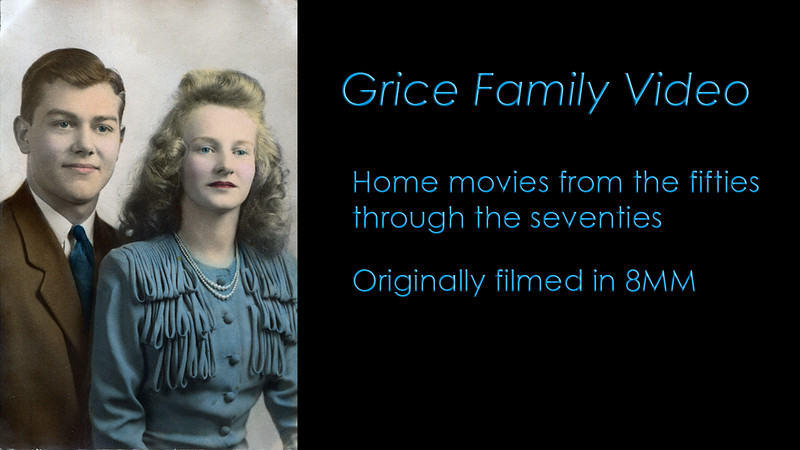 Grice Family Video