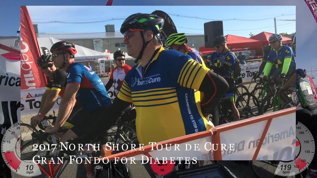 2017 North Shore Tour de Cure Gran Fondo