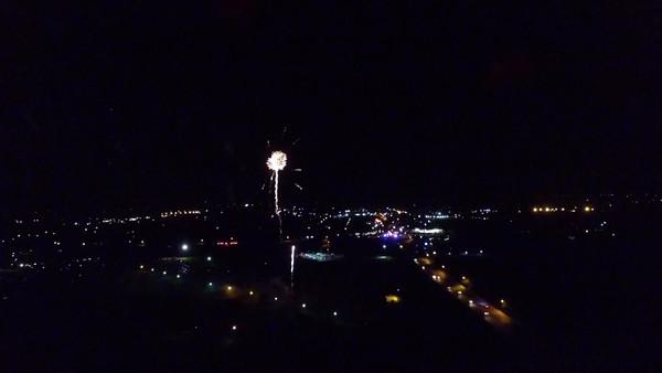 Stephenville Fireworks