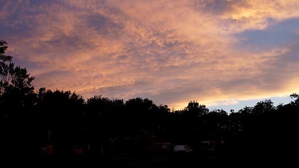 Niagara Region Sunset Timelapse. August 4th, 2017