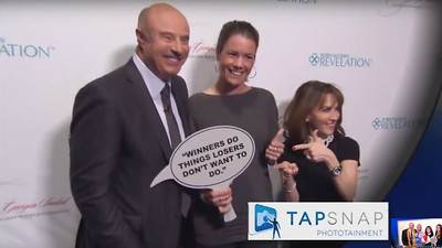 Dr. Phil Having Fun with TapSnap