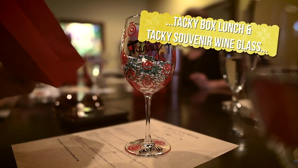 Tacky Wine Tour SETX SWLA