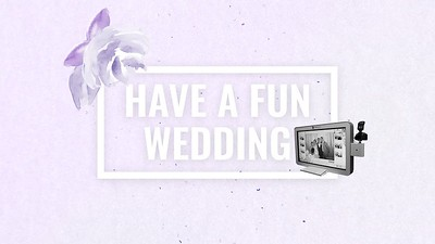 TapSnap is Perfect for Your Wedding