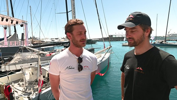Team Malizia - Giraglia 2019 - Overview