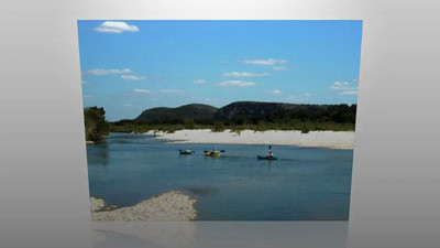 Texas Hill Country Rivers & Streams