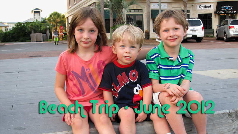 Beach Trip - June 2012