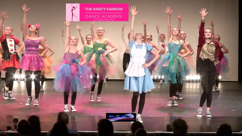 The Kirsty Farrow Dance Academy 'As The Page Turns'