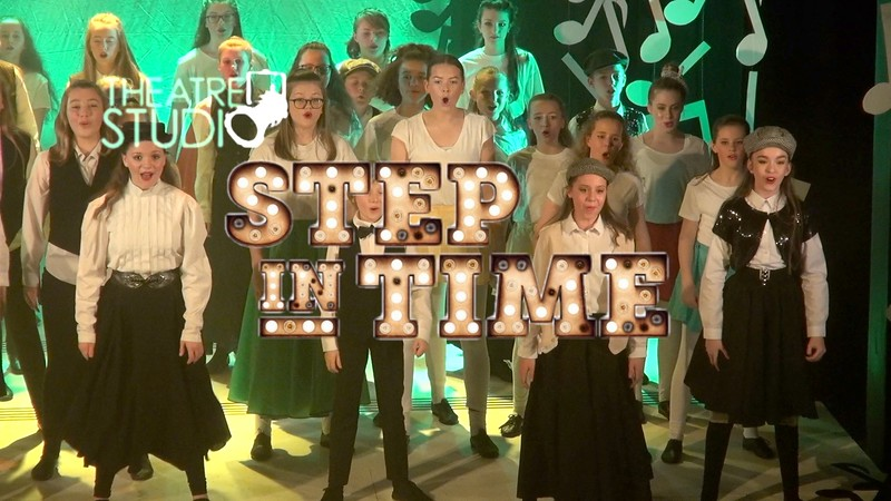 Step In Time Promo
