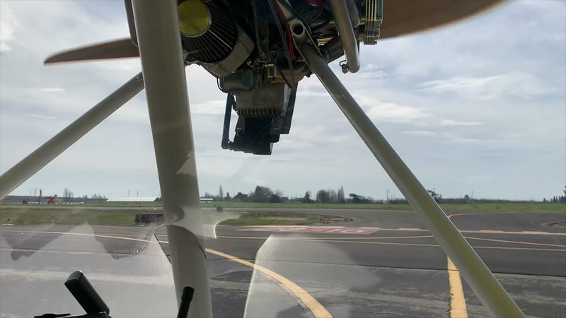 Flying with Chuck V2
