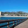 Pier walk hyper lapse