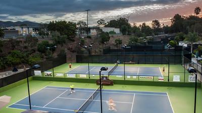 PRC Tennis Dawn