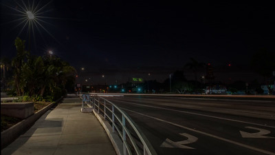 Dawn Mills Road Hyper Lapse