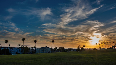 Cemetery Park Sunset.hyperlapse