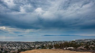 Hillside Storm Hyper Lapse