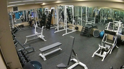 PRC Free Weight Room