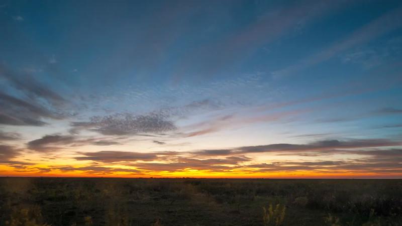 Anahuac NWR Sunrise
