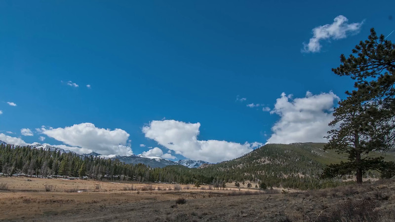 Moraine Park Time-lapse