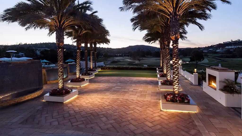 La Costa Resort Event Setup time lapse
