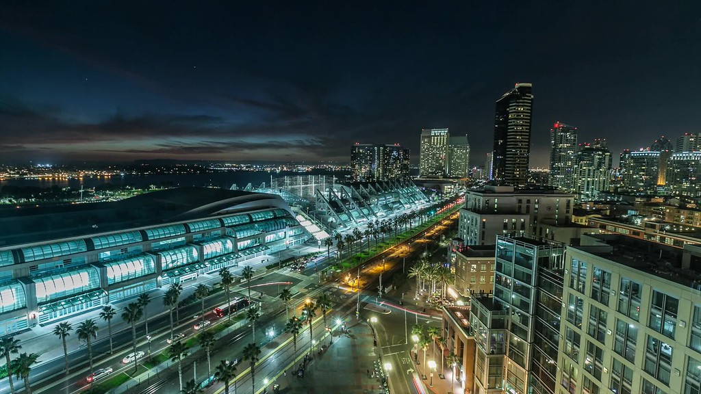 Omni San Diego Sunset TL