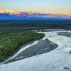 Timelapse view of Wrangell-Saint Elias National Park, Alaska