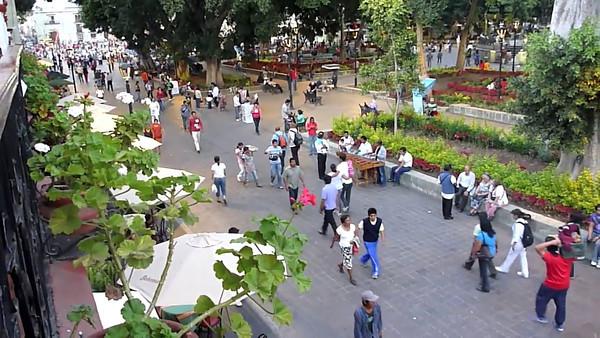 A small taste of Oaxaca.