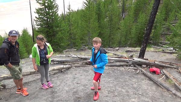 2015 Travel Yellowstone Day 2