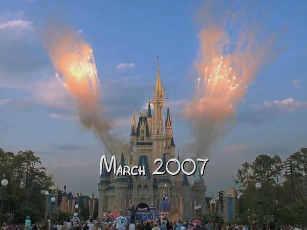 Disneyworld 2007