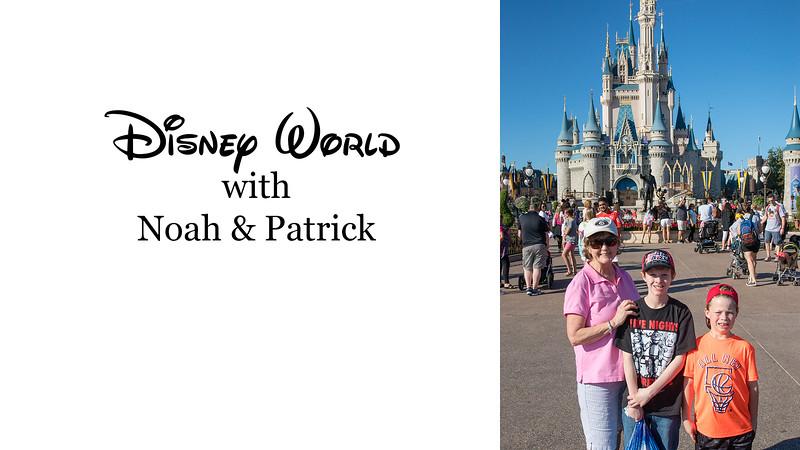 Disneyworld 2018