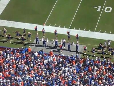 UF vs. Vanderbilt, November 3, 2007.