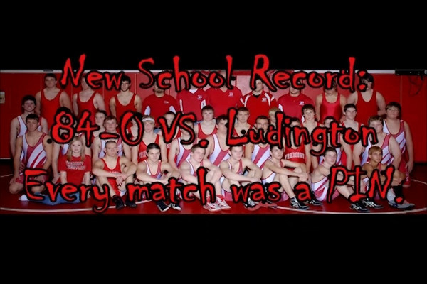 Varsity Wrestling - 2010-2011 Season Video