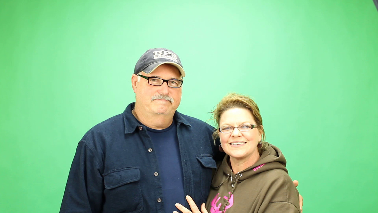 Randy and Michelle Fawcett - Ragley, La.