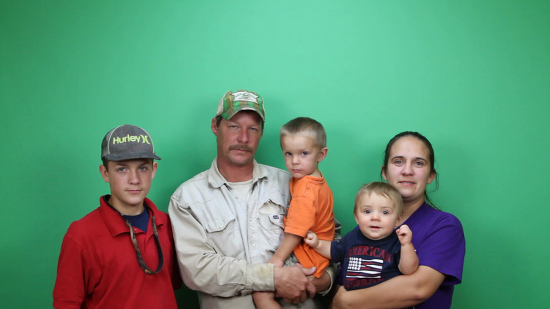Gould Family - Vinton