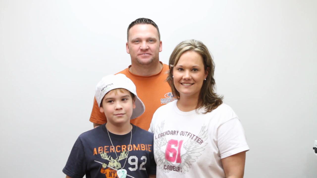 The White Family - Orange, Texas
