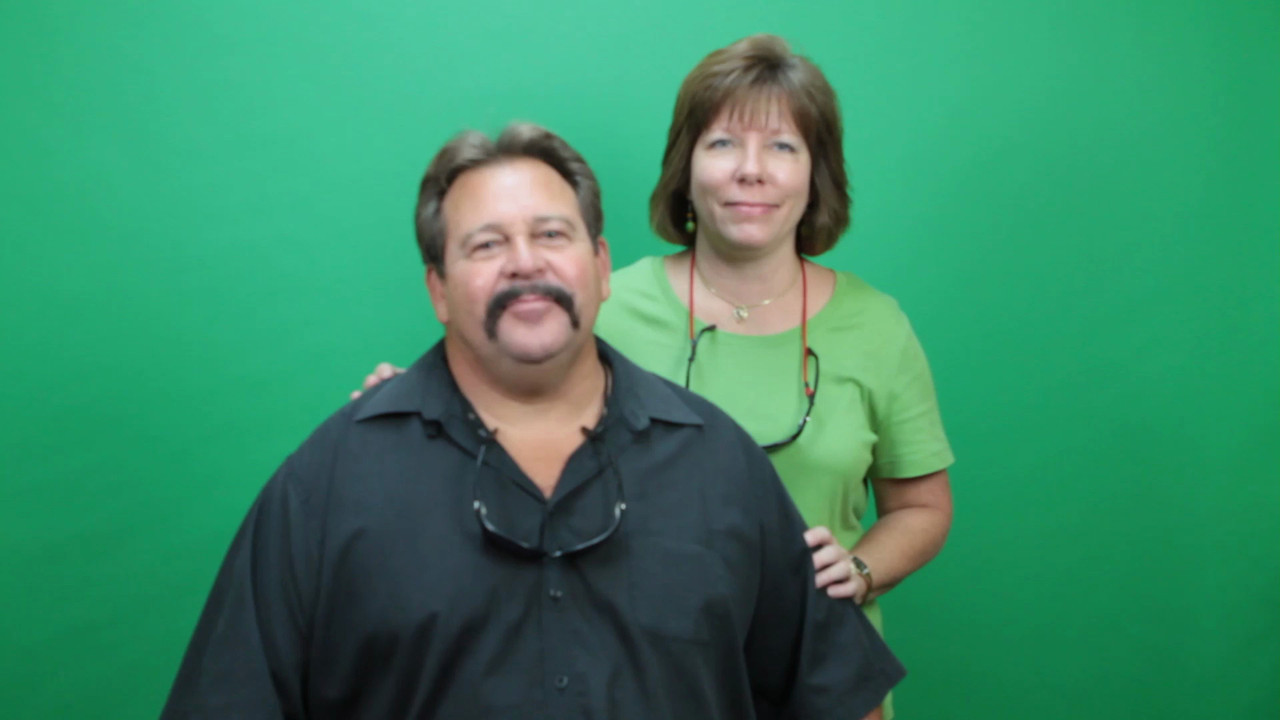 Russell and Jeri Beard - Vinton   Video 1