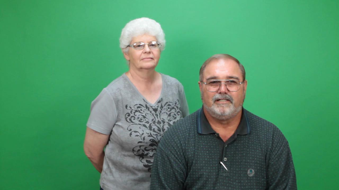 Bear and Hazel Loftin - Deridder, La