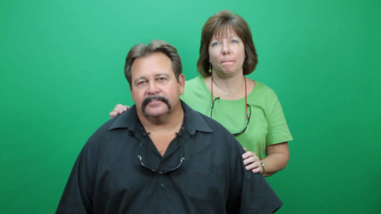 Russell and Jeri Beard - Vinton   Video 2