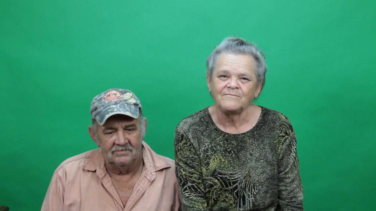 James and Linda Reed - Starks, La.