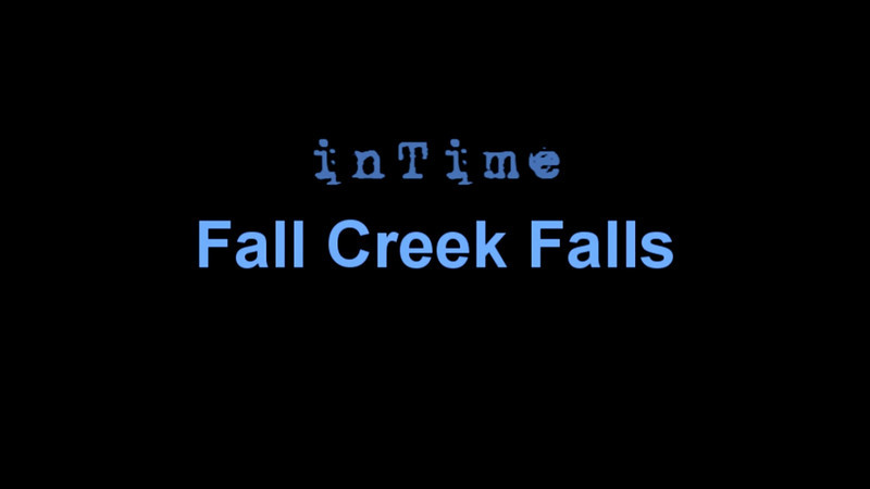 Time Lapse from computerized rail and dolly system at Fall Creek Falls State Park TN