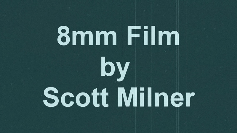 Film made by me in 1978, with several good friend's help!