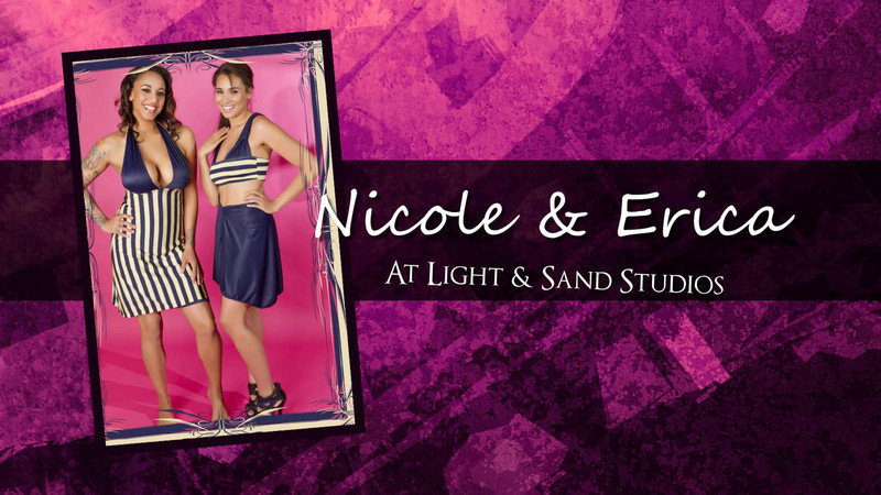 Reel One of Nicole & Erica at Light & Sand Studios