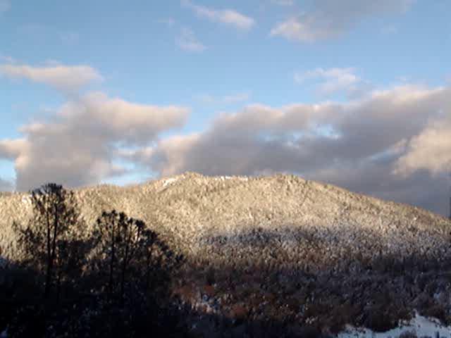 Post Snow Storm