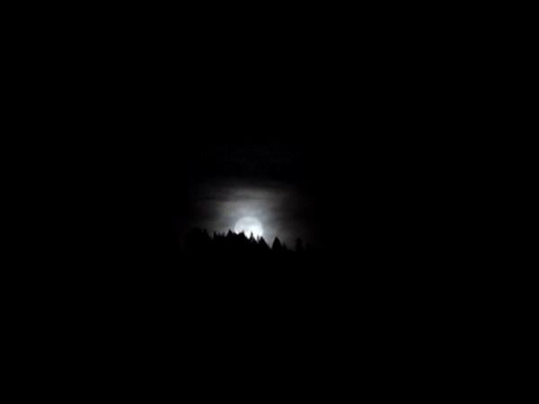 Blue Moon Rise 12-31-09