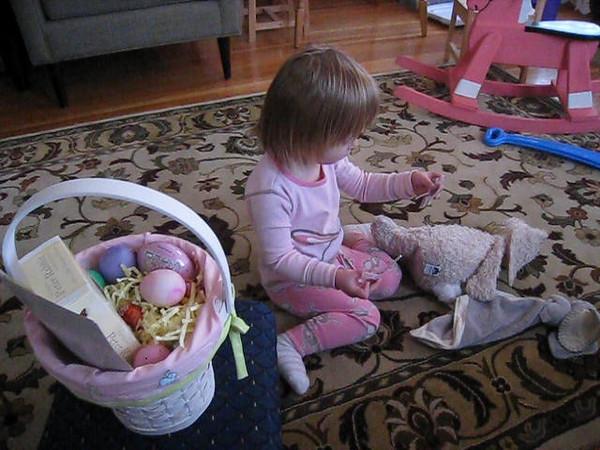 Easter morning<br /> April 12, 2009