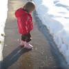 splashing in puddles<br /> January 31 2009